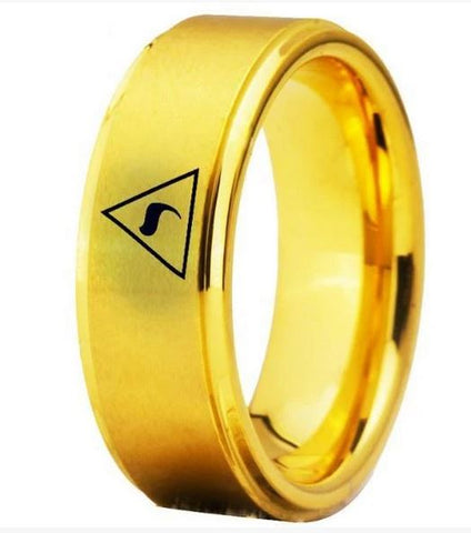 14th Degree Masonic Ring FREE Engraving