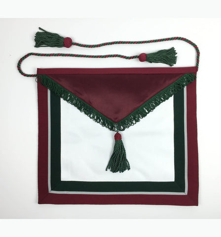Masonic Royal Order of Scotland Member Apron - kitchcutlery  - 1