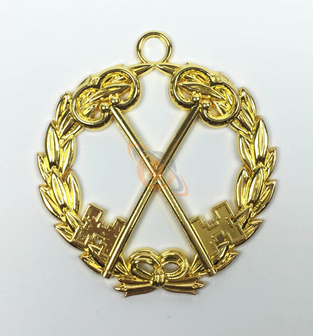 Masonic Collar Jewel - kitchcutlery  - 1