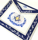 Masonic Master Mason Machine Embroidery Freemasons Apron - kitchcutlery  - 3