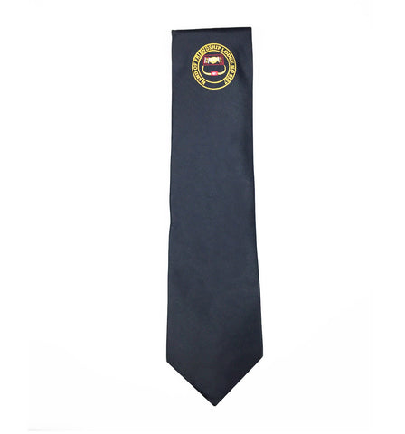 Masonic Tie with Lodge logo - kitchcutlery  - 1