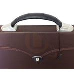 Masonic Regalia MM/WM Apron Case  (Brown HRD) - kitchcutlery  - 3