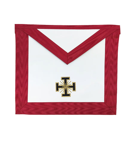 Rite 18th Degree Knight Rose Croix Apron