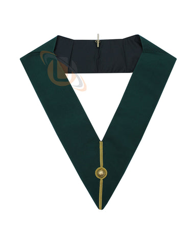 District Collar with Gold B/Braid