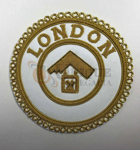 Craft London Grand Rank Handmade Embroidery full-dress Badge