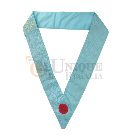 French Rite Officer Sash