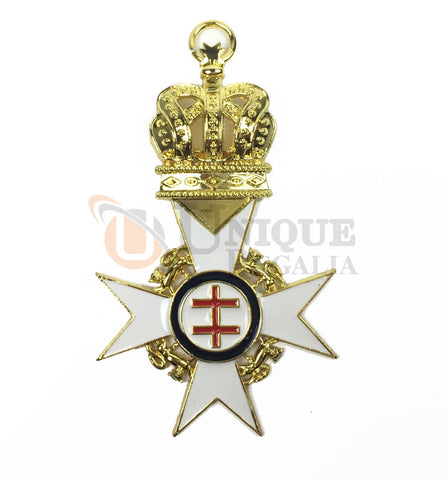 Knight Templar Past Preceptor Jewel