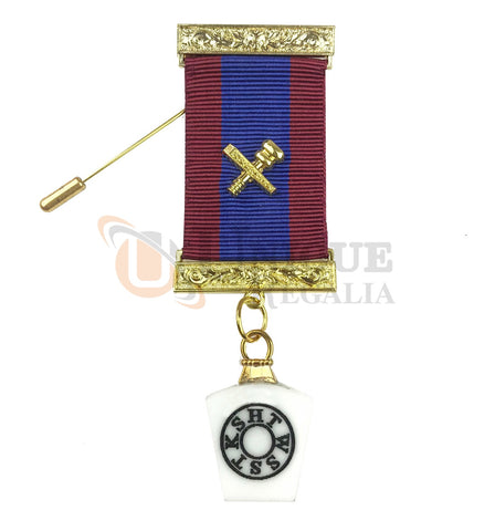 Mark Degree Master Masons Provincial Breast Jewel