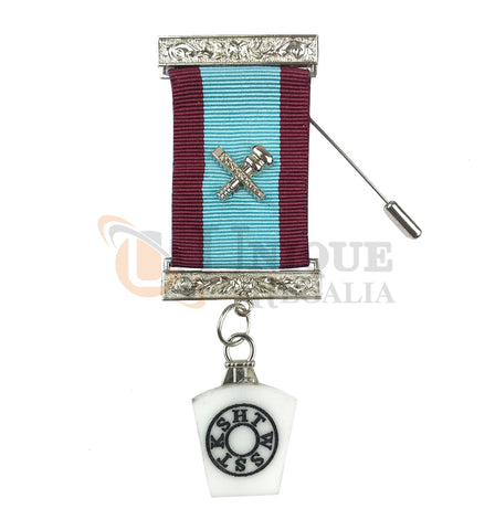 Masonic Mark Master Masons Breast Jewel