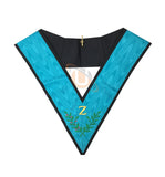 Masonic 4th Degree Apron and Collar Set - kitchcutlery  - 6