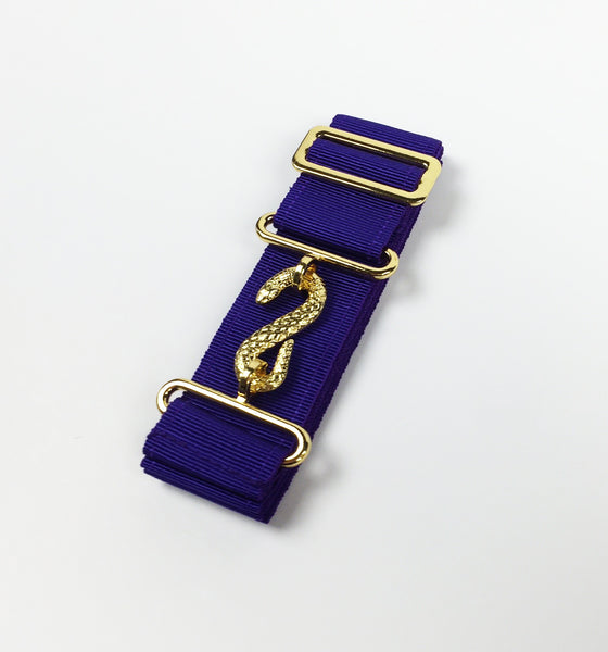 Masonic Belt Extender Purple - kitchcutlery  - 1