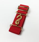 Masonic Belt Extender Red - kitchcutlery  - 1
