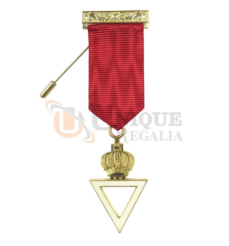 RSM Companions Masters Members Breast Jewel