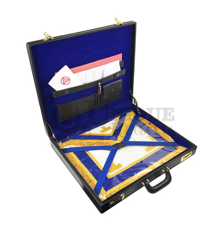 Masonic Regalia Provincial Hard Case (Briefcase)