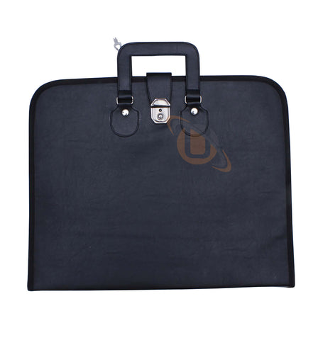 Masonic Regalia Standard Case  (Black) - kitchcutlery  - 1