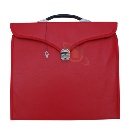 Masonic Regalia Bag (Red) - kitchcutlery  - 1