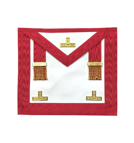 Masonic Blue Lodge / Scottish Rite Worshipful Apron