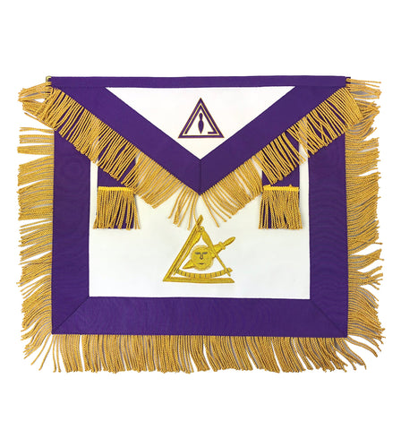 Past Grand Illustrious Master Apron York Rite