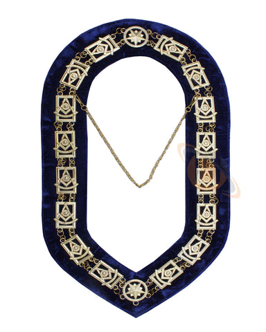Past Master chain Collar - kitchcutlery  - 1