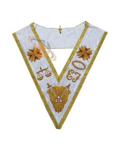 Rose Croix 31st Degree Grand Collar