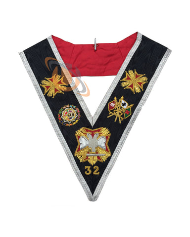 Rose Croix 32nd Degree Collar - kitchcutlery