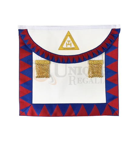 Royal Arch Companions Apron Leather (Spanish)
