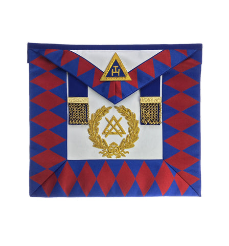 Royal Arch Grand Chapter Apron - Complete Package