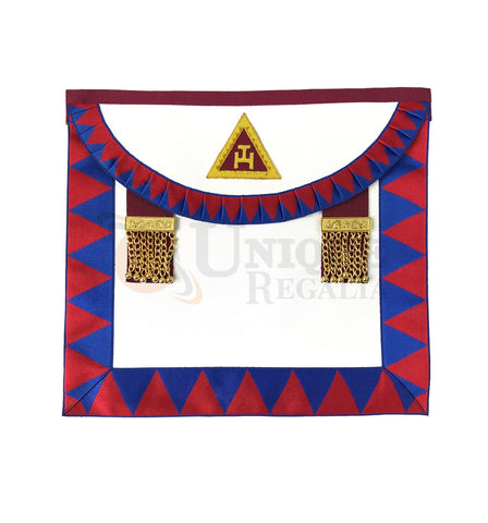 Royal Arch Principals Apron Leather (Spanish)