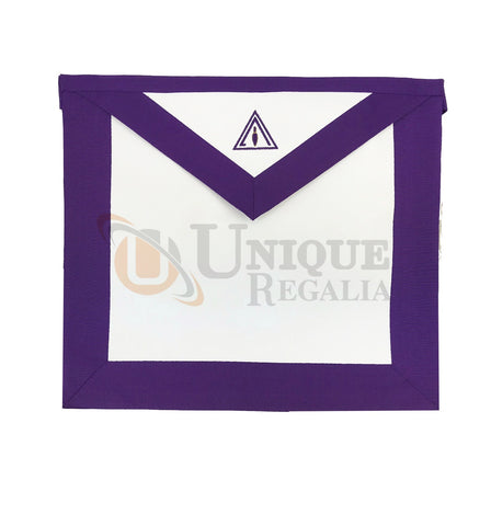Royal & Select Master York Rite Council Apron