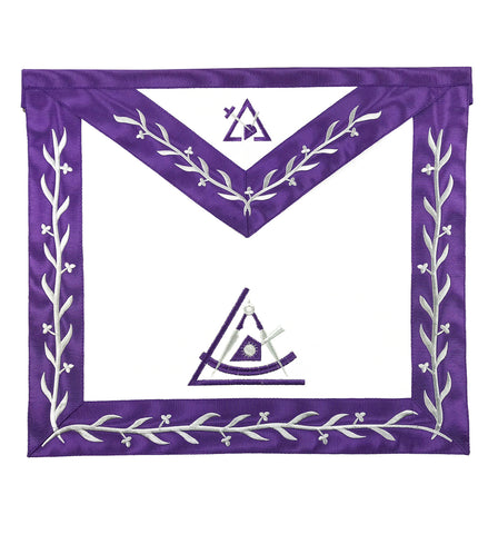 Royal and Select Master Apron PIM York Rite