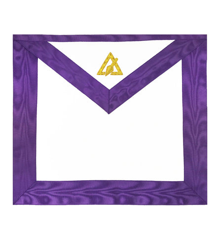 Royal and Select Master Member Apron York Rite