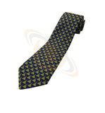 New Design Masonic Royal Arch Tie with Gold Triple Tau Freemasons Necktie - kitchcutlery  - 2