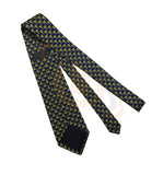 New Design Masonic Royal Arch Tie with Gold Triple Tau Freemasons Necktie - kitchcutlery  - 3