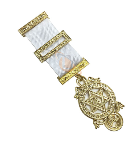 Royal Arch Companions Breast Masonic Jewel
