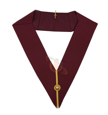 Masonic Regalia Royal Arch Officers Collar - kitchcutlery  - 1