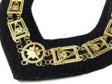 Past Master chain Collar - kitchcutlery  - 2