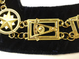 Past Master chain Collar - kitchcutlery  - 3