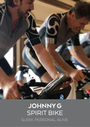 Catalogue Spirit Johnny G Indoor Bike
