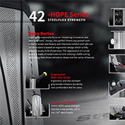 Catalogue Steelflex Hope Gym Line