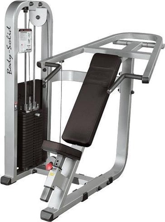 Body-Solid Pro Club Line Presse Inclinée SIP1400