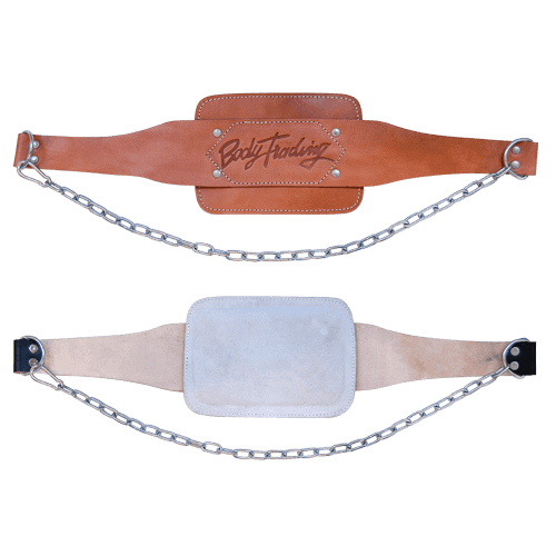Bodytrading Ceinture en cuir lestable Dipping Belt BE190