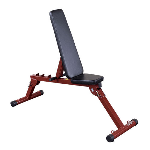 Best Fitness Banc home incliné décliné pliable BFFID10