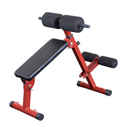 Best Fitness Banc Abdo et Hyper-extension BFHYP10