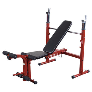 Best Fitness Banc Home Olympique pliable BFOB10