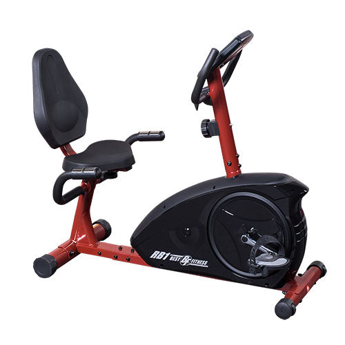 Best Fitness Vélo Semi Couché BFRB1