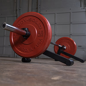 Body-Solid Tools Outils solides pour le corps Olympic Bar Jack BSTOBJ