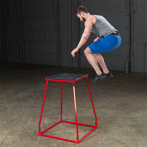 Body-Solid Tools Plyo Boxes BSTPB