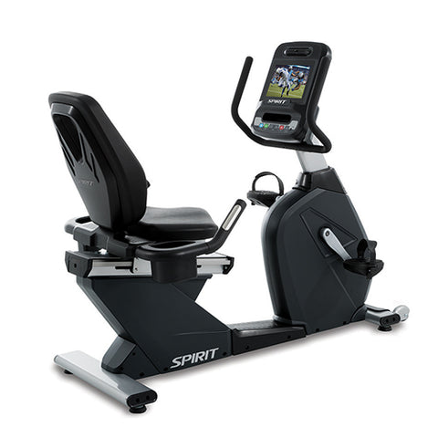 Spirit Fitness Vélo Semi Couché CR900TFT