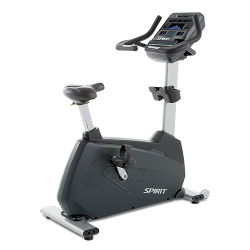 Spirit Fitness Vélo Droit CU900LED