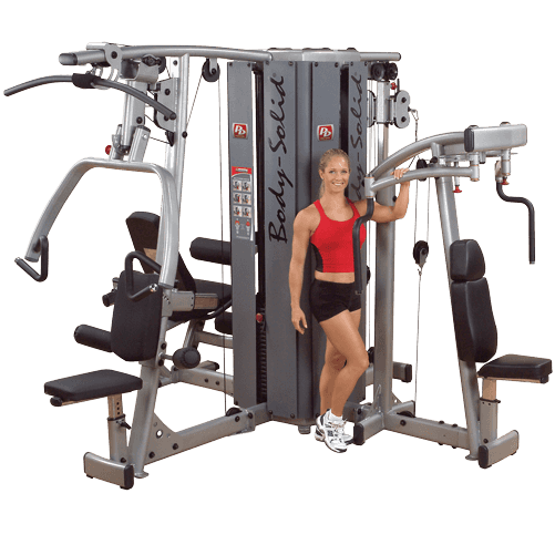 Body-Solid Pro Dual Tour Multi-Stations DGYM